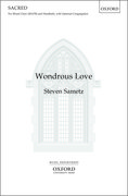 Cover for Wondrous Love
