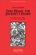 Cover for Take heart, the journey