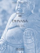 Cover for Dhyana