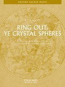 Cover for Ring out, ye crystal spheres