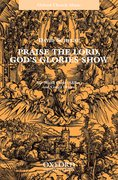 Cover for Praise the Lord, God