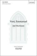 Cover for Veni, Emmanuel