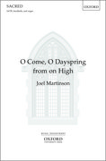 Cover for O come, O Dayspring from on High