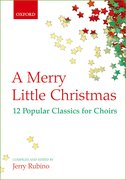 Cover for A Merry Little Christmas
