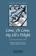 Cover for Come, oh come, my life