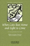 Cover for When cats run home and light is come