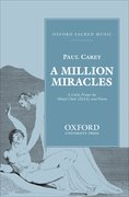 Cover for A million miracles