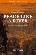 Cover for Peace like a river
