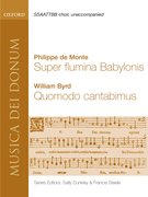 Cover for Super Flumina Babylonis and Quomodo Cantabimus