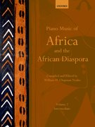 Cover for Piano Music of Africa and the African Diaspora Volume 2