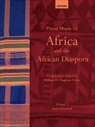 Cover for Piano Music of Africa and the African Diaspora Volume 3