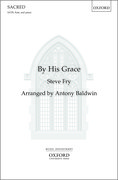 Cover for By His grace