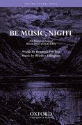 Cover for Be music, night