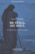 Cover for Be still, my soul