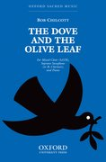 Cover for The dove and the olive leaf