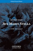 Cover for Ave maris stella