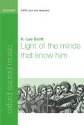 Cover for Light of the minds that know him