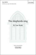 Cover for The shepherds sing