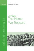 Cover for The Name We Treasure