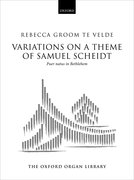 Cover for Variations on a theme of Samuel Scheidt: Puer Natus in Bethlehem