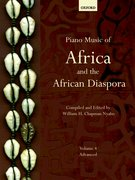Cover for Piano Music of Africa and the African Diaspora Volume 4