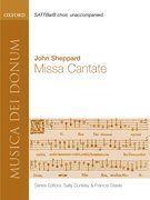 Cover for Missa Cantate