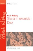 Cover for Gloria in excelsis Deo