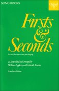 Cover for Firsts and Seconds