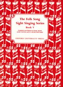 Cover for Folk Song Sight Singing Book 5