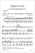 Cover for Sing we to this merry company