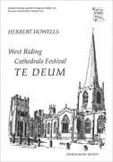 Cover for West Riding Festival Te Deum