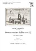 Cover for Dum transisset Sabbatum (I)
