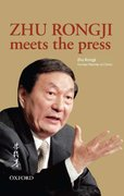 Cover for Zhu Rongji Meets the Press