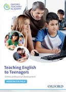 Cover for Teaching English to Teenagers
