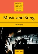 Cover for Music and Song