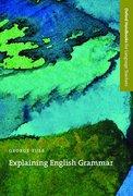 Cover for Explaining English Grammar