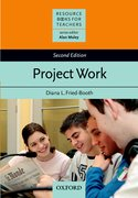 Cover for Project Work, Second Edition