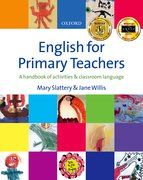 Cover for English for Primary Teachers