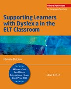 Cover for Supporting Learners with Dyslexia in the ELT Classroom