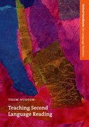 Cover for Teaching Second Language Reading