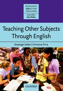 Cover for Teaching Other Subjects Through English (CLIL)