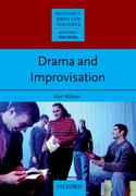Cover for Drama and Improvisation
