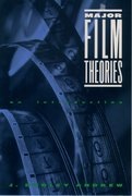 Cover for The Major Film Theories