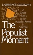 Cover for The Populist Moment