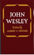 Cover for John Wesley