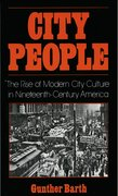 Cover for City People