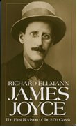 Cover for James Joyce