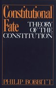 Cover for Constitutional Fate