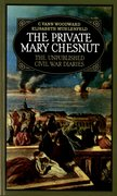 Cover for The Private Mary Chesnut
