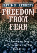 Cover for Freedom from Fear